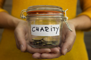 charitable contributions, tax