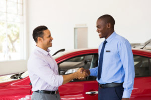 personal data, selling your car