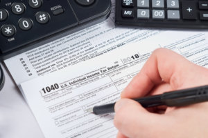 backup withholding, tax reform